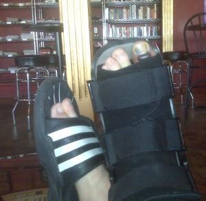 the-toe